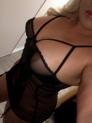 Tesse erotic massage