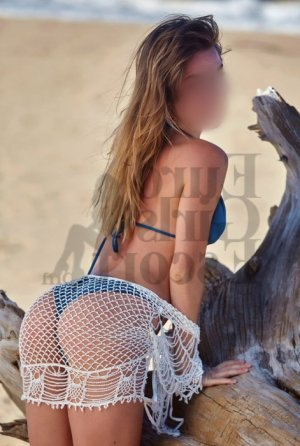 Blondine nuru massage in Seabrook